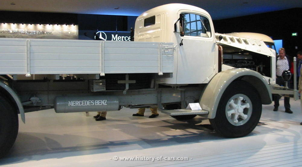 Mercedes benz 1938 l6500 pritsche die for Mercedes benz 6500